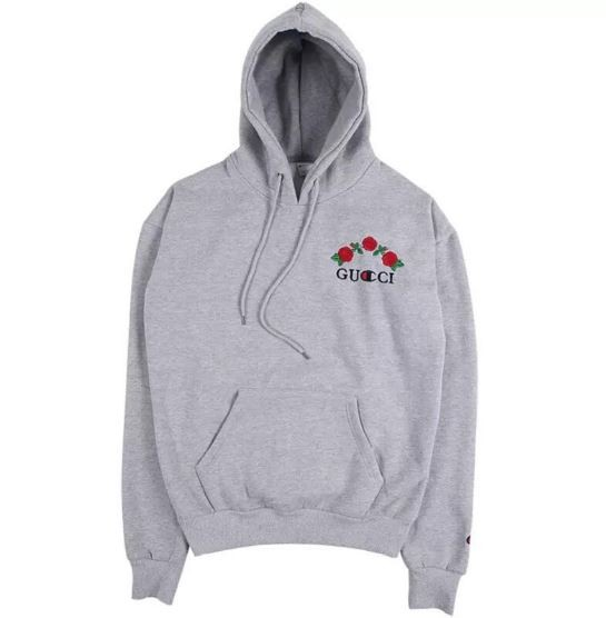 gucci x champion custom hoodie china haul