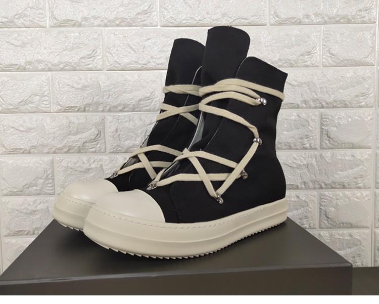 Rick Owens Hexagram Sneakers | China Haul