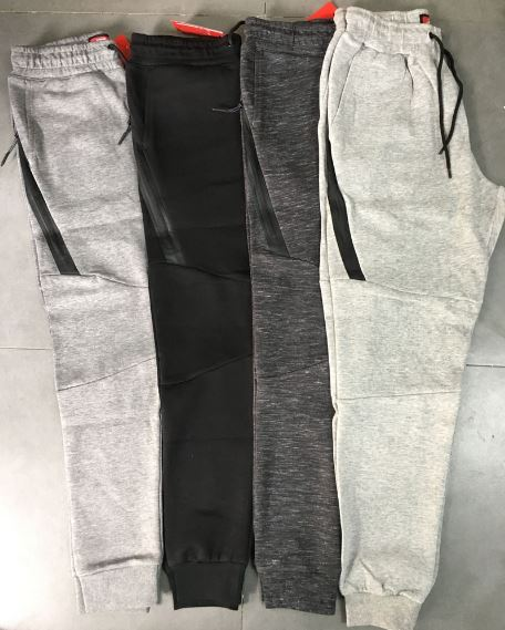 Nike Tech Fleece Joggers Grey China Haul