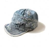 "Kapital""Old Man And The Sea"" Denim Hat"