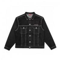 Supreme x Smurfs Denim Jacket (FW20)
