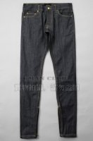 Fear of God 5th Collection Navy Denim 5