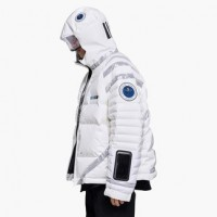 Undercover Astronautics Down Jacket (w/ LED Helmet) (FW18)