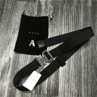 Thick Fabric Rollercoaster Alyx Belt