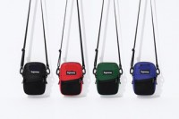 TNF x Supreme Leather Shoulder Bags