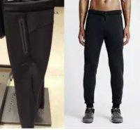 Nike Dri Fit Tech Pants BLK