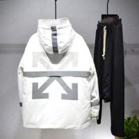Moncler x Off-White Down Jacket