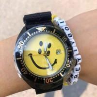 Kapital Smiley Watch