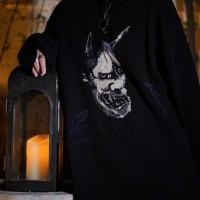 Yohji Yamamoto Demon Sweater