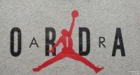 Jordan Hoodie Grey 1