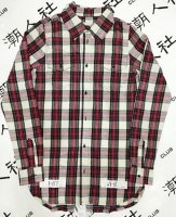 Off-White Red-White Flannel