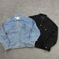 Louis Vuitton x Supreme Denim Jacket