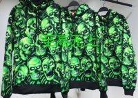 18ss week1 Skull Pile sweartshirt
