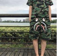 Bape Shark Shorts 1