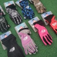 TNF / Under Armour Gloves