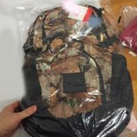 Supreme x TNF Leaf Backpack