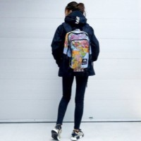 Supreme World Map Backpack