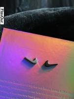 Nike Swoosh Earrings