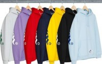 Supreme x Champion Hooded Sweater (SS18)