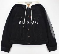 Supreme x Levis Hooded Trucker Denim Jacket