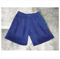 Logo-Print Loopback Shorts