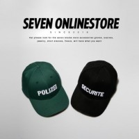 Vetements Polizei/Securite Hat