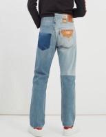 Vetements Patchwork Jeans