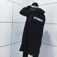 Vetements Rain Coat