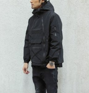Cheap Techwear Jacket
