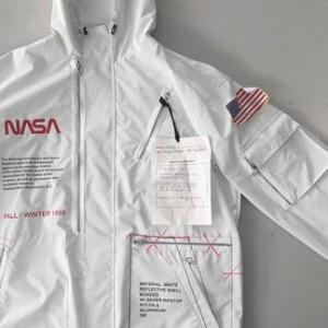 Heron Preston x NASA Jacket