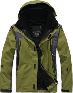 TNF 3in1 Jacket