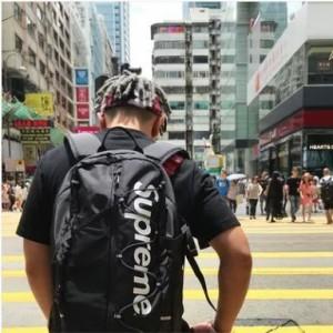 Supreme SS17 Backpack