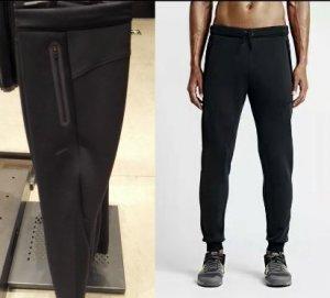 Nike Dri Fit Trackies Black 1