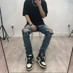 Amiri Distressed Jeans