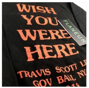 "Astroworld """"Wish You Were Here"""" Hoodie"