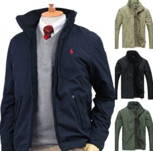 Ralph Lauren Jacket Navy 1