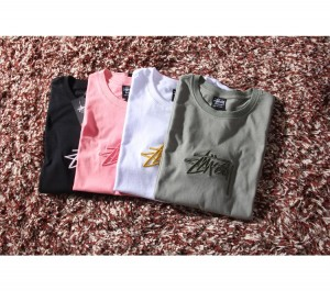 Stussy Embroided Tee