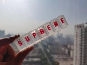 Supreme Pillbox (SS15)