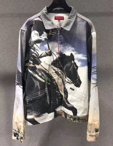 17SS Cowboy Denim Work Jacket