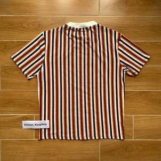 Guess Vertical Stripe T-Shirt