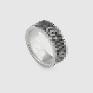 Gucci GG Ring (w/ Bag, Dust Bag, Box)
