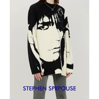 Calvin Klein Stephen Sprouse Sweater