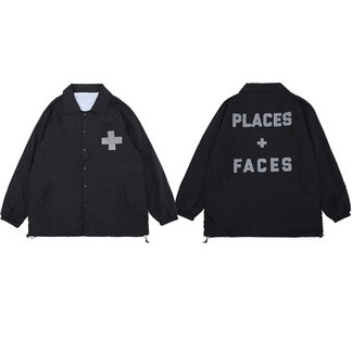 Places + Faces Cross Coach Jacket