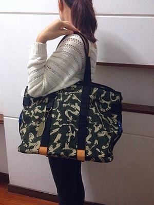 Takashi Murakari X Louis Vuitton Tote Bag