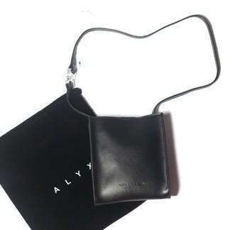 Alyx Passport Leather Shoulder Bag