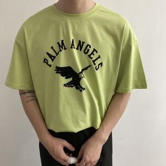 Palm Angels College Eagle T-Shirt