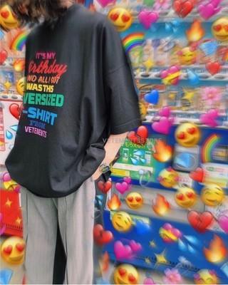 Vetements Birthday T-Shirt