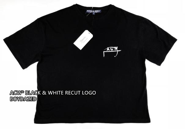 ACW* Recut Logo Tee