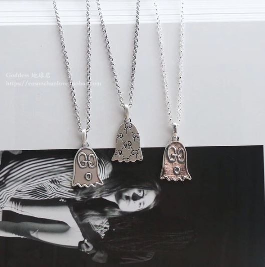 Gucci Ghost Necklace