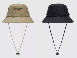 Stussy Drawstring Bucket Hat
